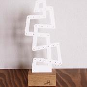 ピアスホルダー ヤマト工芸 yamato -幾何学- アート