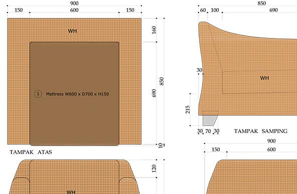 デザインから施工図