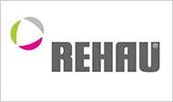 rehauのロゴ