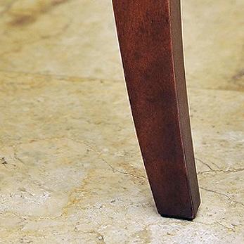 マホガニー材のダイニングテーブル dt-02 詳細画像