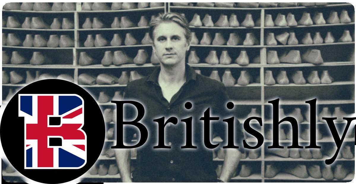 Britishly(ブリティッシュリィ) Pinner Khaki Outdoor 6.5cmアップ 英国式シークレットシューズ好評につき延長!
