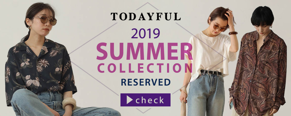TODAYFUL2019SUMMERCOLLECTION