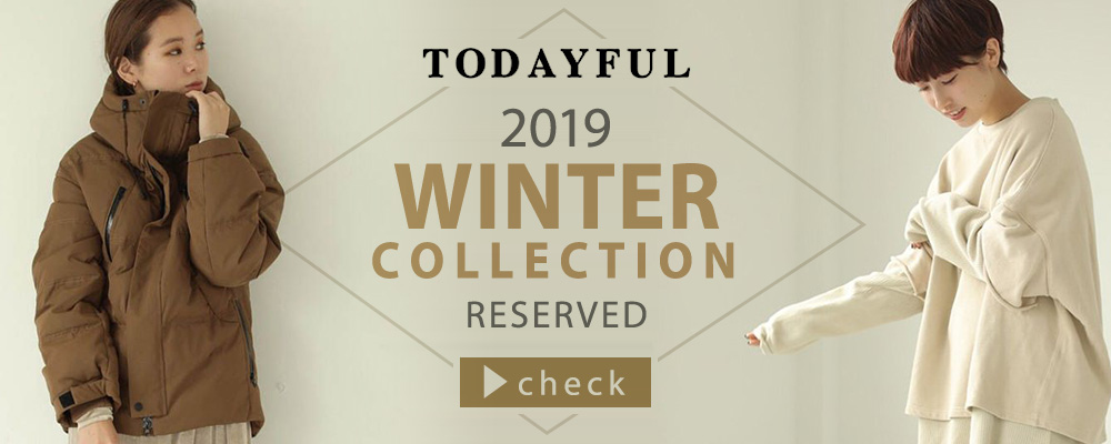 TODAYFUL2019WINTERCOLLECTION