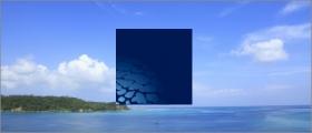 OCEAN BLUE - オーシャンブルー