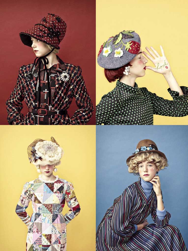 注目ブランド Barairo no Boushi(バラ色の帽子)