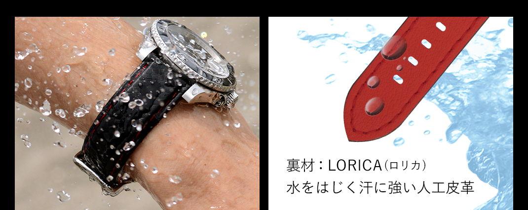 point 03 日常生活防水仕様