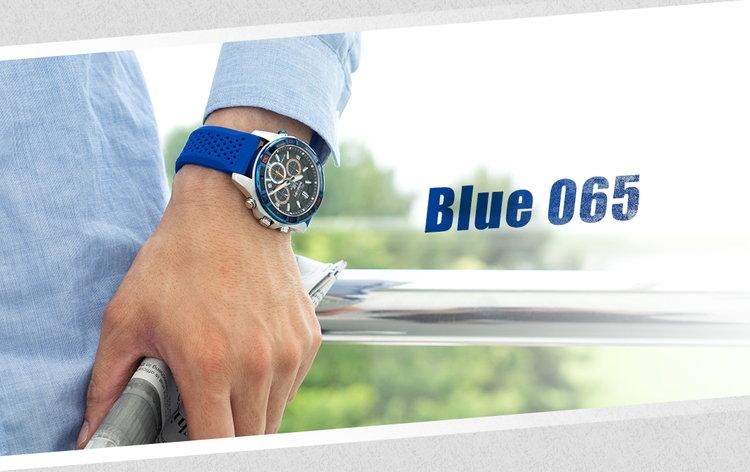 Black 019 Blue 065