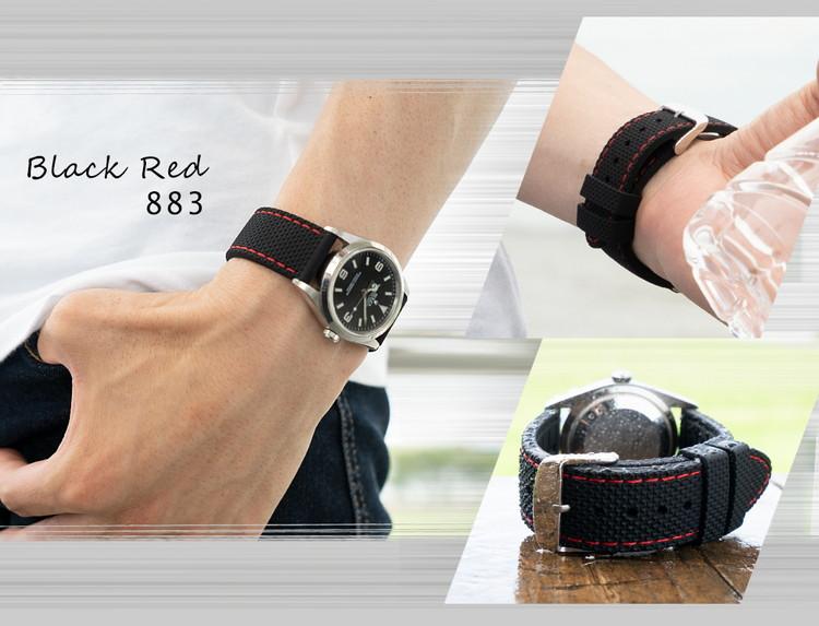 Black Red 883