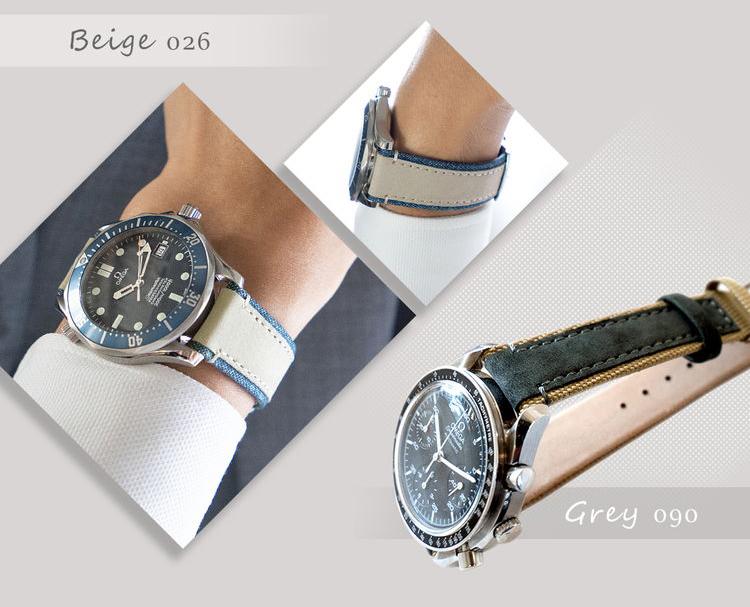Beige 026 / Grey 090