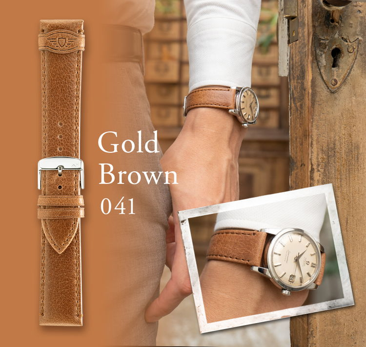 Gold Brown 041