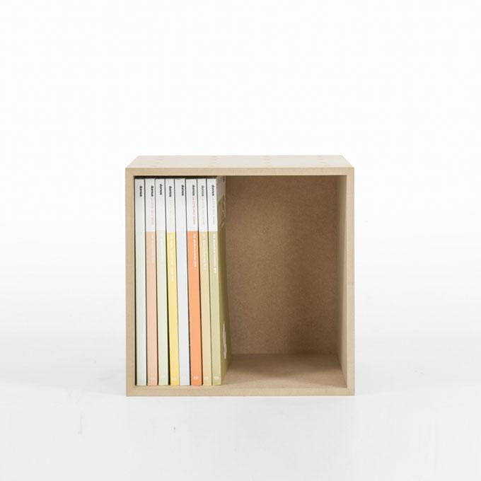 本・雑誌収納ボックス