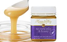 ローヤルゼリー蜂蜜