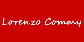 Lorenzo Commy / ロレンツォ・コミー