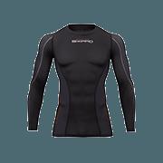 SIXPAD Training Suit(シックスパッドトレーニングスーツ)Long Sleeve Top(ロングスリーブトップ)