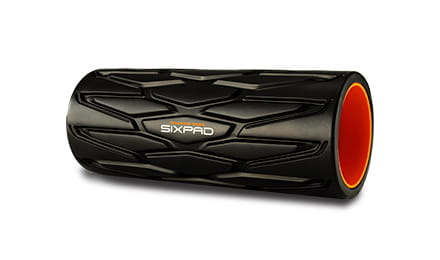 表面の凹凸で筋肉にアプローチ。手軽に全身のセルフストレッチを実現。 Body Roller(ボディローラー)