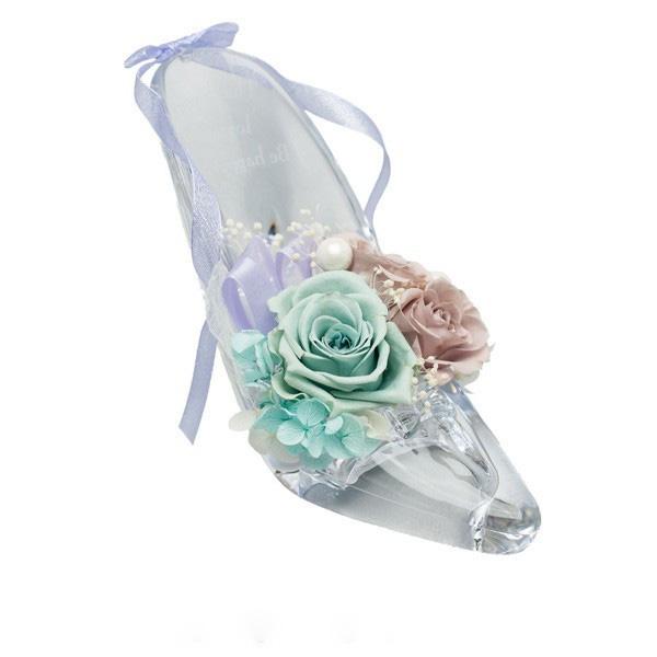 IKKABOのガラスの靴にレビューを頂きました。
