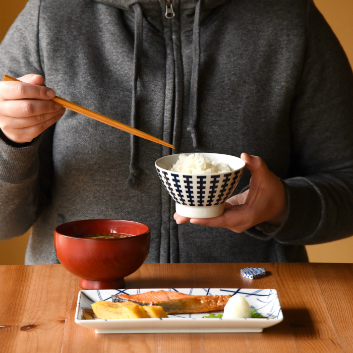 波佐見焼 北欧食器 和食器 おしゃれ natural69 swatch お茶わん ごはん 和食 朝食