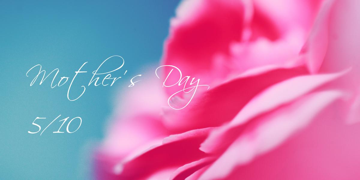 ―5月10日は母の日 母の日ギフトにおススメのアイテムをピックアップ