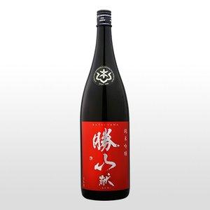 日本酒 勝山 純米吟醸 献(けん) 1.8L