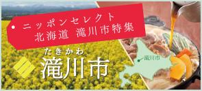 地域特集 北海道 滝川市場