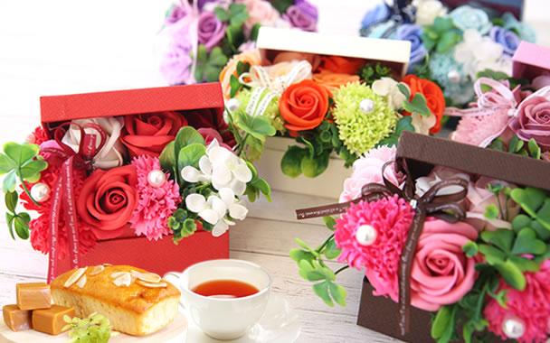 母の日のプレゼント 花画像 Sフラワー