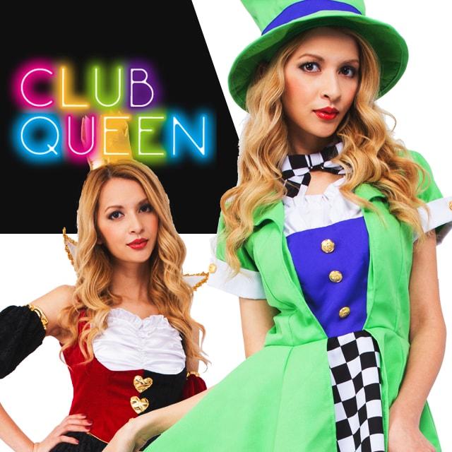 CLUB QUEEN