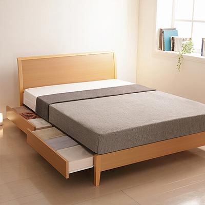 MARLOW(マーロウ) 脚付きすのこベッド