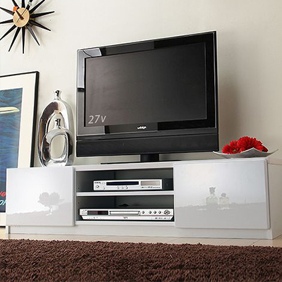 ROBIN120(ロビン) 背面収納テレビボード