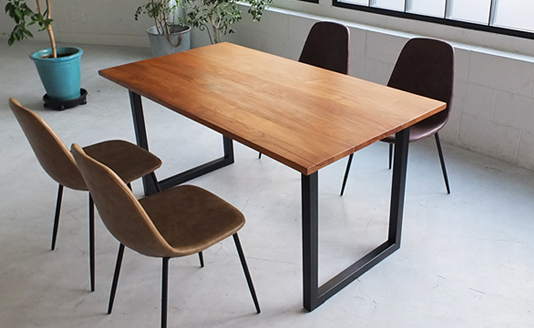 Solid Dining Table Teak