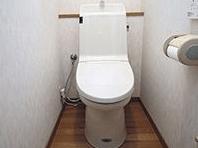 トイレの施工事例