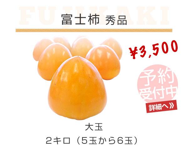 富士柿 秀品 2キロ
