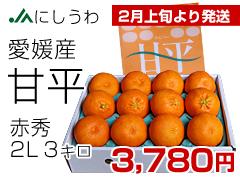甘平 秀品 3キロ