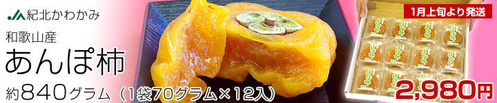 あんぽ柿3L