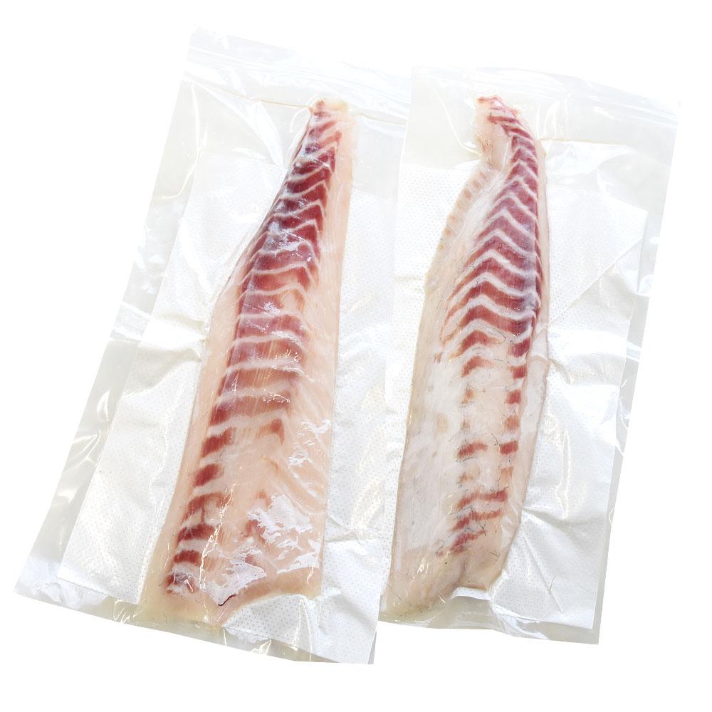 天草の真鯛スキンレス500g(2枚)