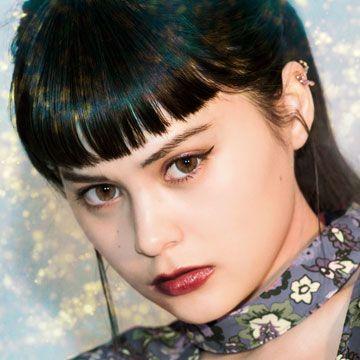 メランジェのイメージモデル、Amy(エイミー)