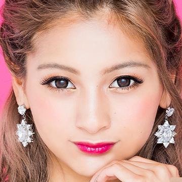 ミラージュのイメージモデル木村有希(きむらゆき、ゆきぽよ)ちゃん