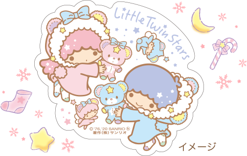 Little Twin Stars イメージ