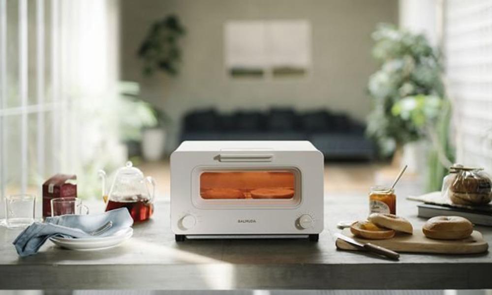 最高の香りと食感を実現する究極のトースター。