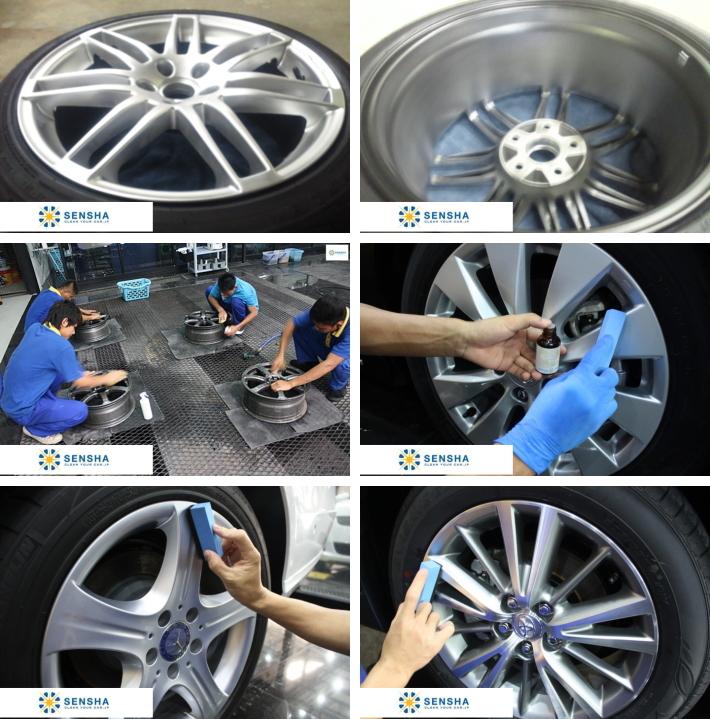 ホイールコーティング剤/ホイールコーティング/ホイールコート剤/ガラスコーティング/ホイールコート/コーティング/洗車用品/ブレーキダスト/ホイール汚れ