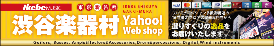 イケベ楽器渋谷楽器村 Yahoo! webshop
