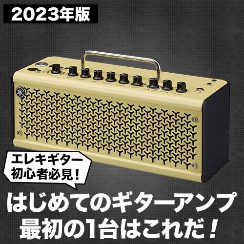 エレキギター初心者必見!はじめてのギターアンプ、最初の1台はこれだ!