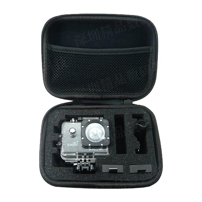 カメラバッグ カメラケース 耐衝撃 保護ケース 保護バッグ 収納ケース 防水ケース スポーツカメラ アクションカメラ GoProケース ◇CAMERA-CASE