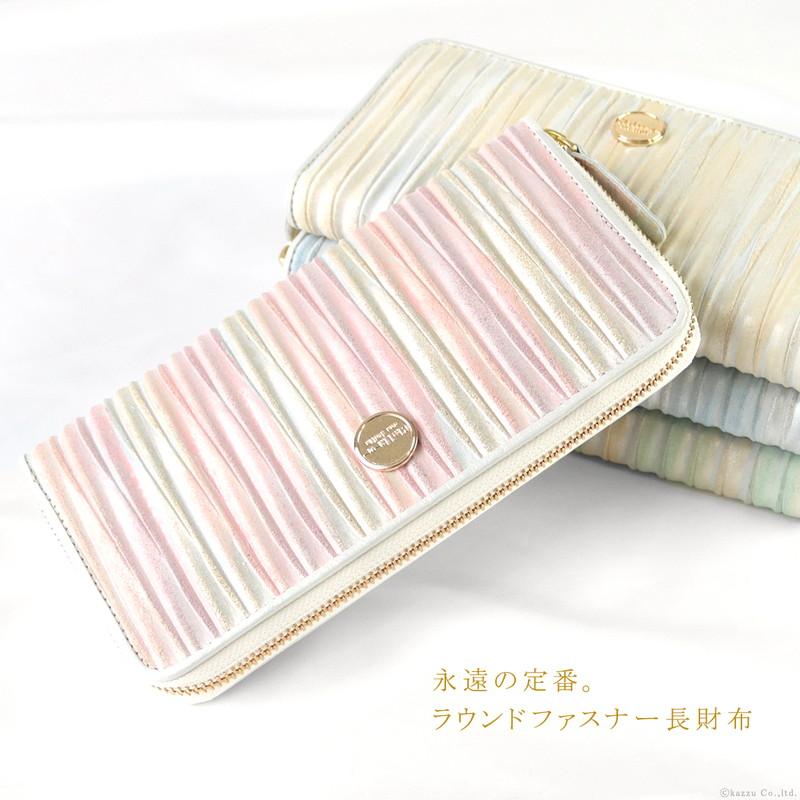 Clelia-u- イタリアの革を贅沢に使用した長財布 MADE IN JAPAN