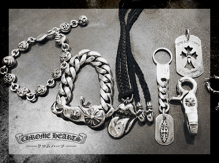 CHROME HEARTS