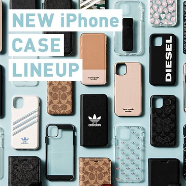 NEW iPhone CASE LINEUP