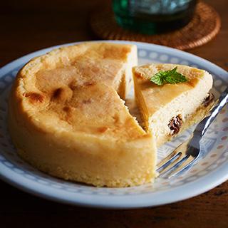 チーズケーキ ホシフルーツ