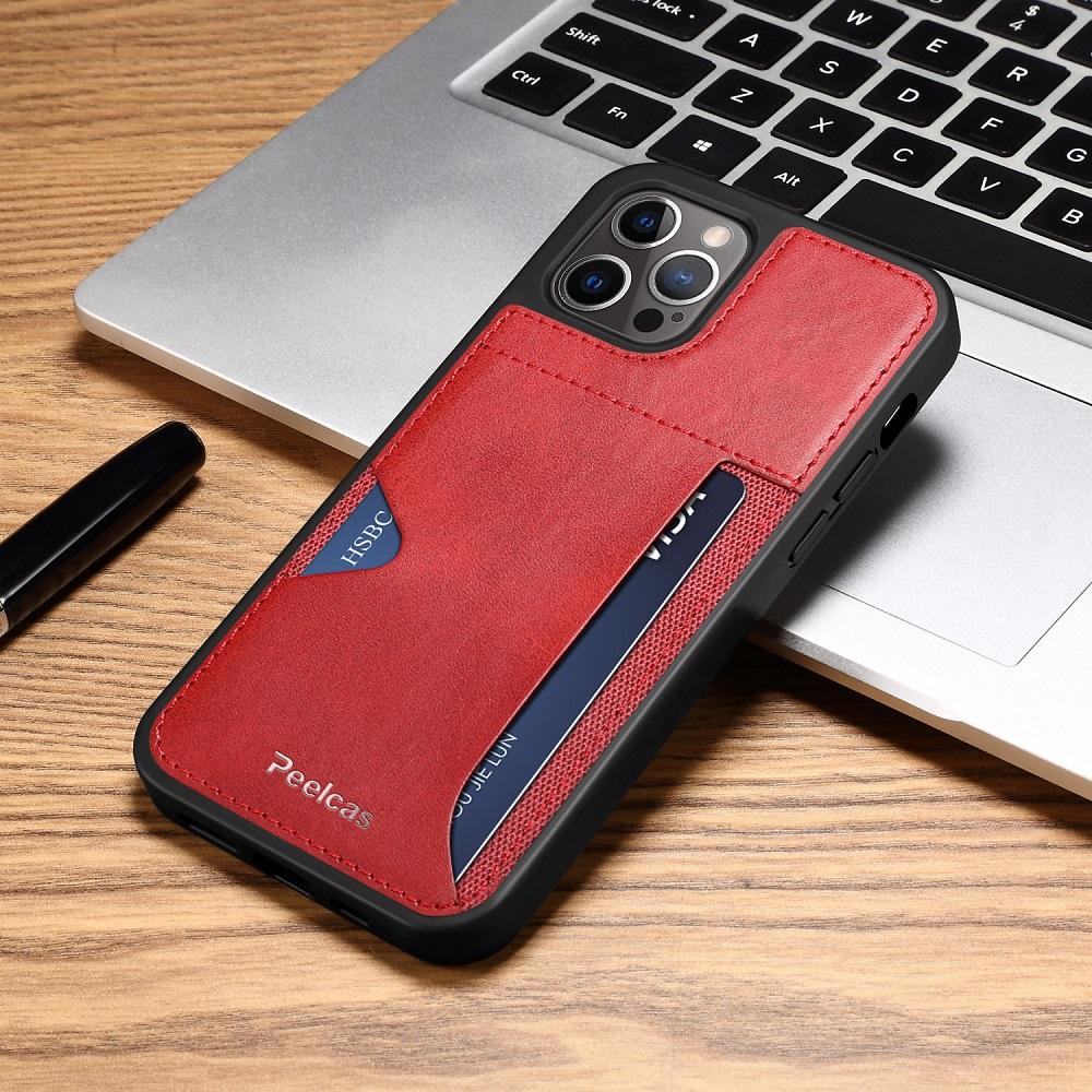 iPhone 12 ケース mini pro max  カード収納 2020 新型 Apple カバー Qi急速充電対応 傷つき防止 全面保護 軽量