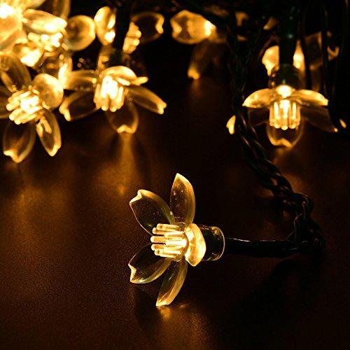 LEDイルミネーション 桜 さくら 10m 100球 ストレートライト コントローラー付き 防雨 クリスマス ライト 電飾 飾り