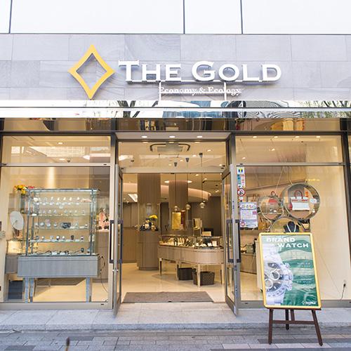 THE GOLD 銀座店