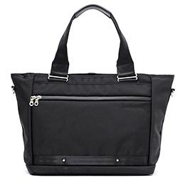 ベルーフバゲージ(beruf baggage) エスコレクション 2WAY トートバッグ ブラック
